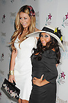"MARINA DEL REY, CA. - September 27: Aubrey O'Day and Nicole ""Snooki"" Polizzi  arrive at the ""Beautiful Eyes"" By Frownies Launch Party at the FantaSea Yacht Club on September 27, 2010 in Marina Del Rey, California."