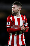 Oliver Norwood of Sheffield United during the Premier League match at Bramall Lane, Sheffield. Picture date: 10th January 2020. Picture credit should read: James Wilson/Sportimage