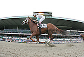 Life At Ten romps in Grade 1 Odgen Phipps Stakes at Belmont Park on June 12.