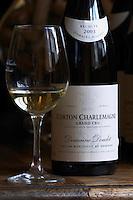 corton charlemagne grand cru 2003 domaine doudet naudin savigny-les-beaune cote de beaune burgundy france