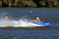 Frame 15: 1-US goes for a wild ride.   (outboard hydroplane)