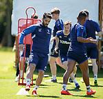 17.05.2019 Rangers training: Daniel Candeias