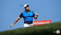 Rory McIlroy (NIR) during the Final Round of the 2016 Omega Dubai Desert Classic, played on the Emirates Golf Club, Dubai, United Arab Emirates.  07/02/2016. Picture: Golffile | David Lloyd<br /> <br /> All photos usage must carry mandatory copyright credit (&copy; Golffile | David Lloyd)