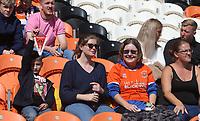 Blackpool fans <br /> <br /> Photographer Stephen White/CameraSport<br /> <br /> The EFL Sky Bet League One - Blackpool v Portsmouth - Saturday 31st August 2019 - Bloomfield Road - Blackpool<br /> <br /> World Copyright © 2019 CameraSport. All rights reserved. 43 Linden Ave. Countesthorpe. Leicester. England. LE8 5PG - Tel: +44 (0) 116 277 4147 - admin@camerasport.com - www.camerasport.com