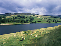 Ladybower Reservoir, Peak District, UK