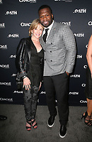 07 March 2018 - Culver City, California - Curtis &quot;50 Cent&quot; Jackson, Linda Purl. &quot;The Oath&quot; TV Series Los Angeles Premiere held at Sony Pictures Studios.   <br /> CAP/ADM/FS<br /> &copy;FS/ADM/Capital Pictures