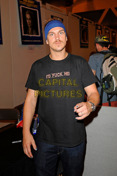 LONDON, ENGLAND - JULY 13: Jason Mewes attending London Film and Comic Con 2014 at Earls Court on July 13, 2014 in London, England.<br /> CAP/MAR<br /> &copy; Martin Harris/Capital Pictures