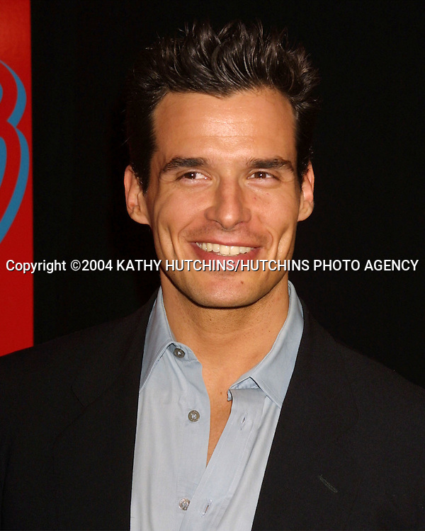 ©2004 KATHY HUTCHINS / HUTCHINS PHOTO.WARNER BRO TV TCA WINTER PRESS TOUR.PARTY.HOLLYWOOD, CA.JANUARY 13, 2004.ANTONIO JR SABATO