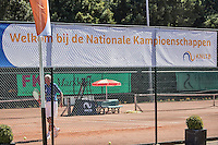 Etten-Leur, The Netherlands, August 23, 2016,  TC Etten, NVK,  KNLTB Banner<br /> Photo: Tennisimages/Henk Koster