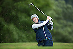 Beth Allen of the USA tees off during Round 1 of the World Ladies Championship 2016 on 10 March 2016 at Mission Hills Olazabal Golf Course in Dongguan, China. Photo by Victor Fraile / Power Sport Images