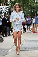 NEW YORK, NY - AUGUST 8: Rita Ora seen after an appearance on Live with Kelly &amp; Ryan  in New York City on August 8, 2017. <br /> CAP/MPI/RW<br /> &copy;RW/MPI/Capital Pictures