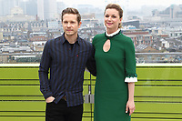 Matt Czuchry and Emily VanCamp in London to promote the new medical TV drama The Resident, on Universal Channel. Photocall at 1 St Giles Street, London on April 10th 2018<br /> CAP/ROS<br /> &copy;ROS/Capital Pictures
