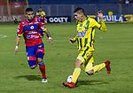 Atlético Bucaramanga venció 0-1 a Deportivo Pasto.  Fecha 13 Liga Águila II-2018.