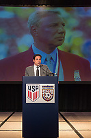 Orlando, FL - Saturday February 10, 2018: Anniversary Dinner, Anthony DiCicco during U.S. Soccer's Annual General Meeting (AGM) at the Renaissance Orlando at SeaWorld.