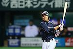 Hayato Sakamoto (JPN), .MARCH 2, 2013 - WBC : .2013 World Baseball Classic .1st Round Pool A .between Japan 5-3 Brazil .at Yafuoku Dome, Fukuoka, Japan. .(Photo by YUTAKA/AFLO SPORT)