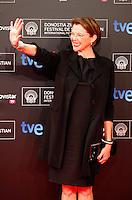 Annette Bening posses in the photocall of the 61 San Sebastian Film Festival, in San Sebastian, Spain. September 20, 2013. (ALTERPHOTOS/Victor Blanco) /NortePhoto