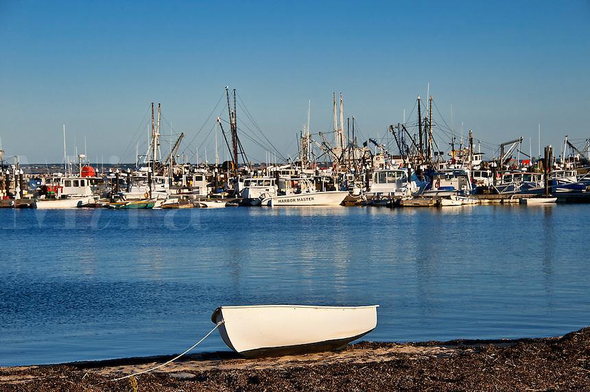 Provincetown Harbor, Cape Cod, Massachusetts, USA