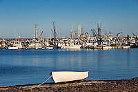 Provincetown Harbor, Cape Cod, Massachusetts, USA