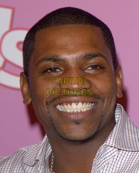 MEKHI PHIFER.The Us Weekly Hot Young Hollywood Party held at The Spider Club in Hollywood, California.September 17, 2004.headshot, portrait, mustache, goatee, facial hair.www.capitalpictures.com.sales@capitalpictures.c.Copyright by Debbie VanStory