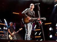 10 June 2016 - Nashville, Tennessee - Eric Church. 2016 CMA Music Festival Nightly Concert held at Nissan Stadium. Photo Credit: Laura Farr/AdMedia