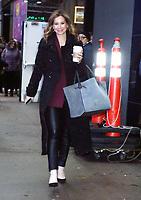 February 13, 2020 Rebecca Jarvis at Good Morning America in NewYork.February 13, 2020. Credit:  RW/MediaPunch