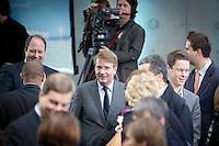 Roland Pofalla, ehemaliger Generalsekretaer der CDU kommt am Montag (16.12.13) in Berlin zur Unterzeichnung des Koalitionsvertrages.<br /> Foto: Axel Schmidt/CommonLens<br /> <br /> Berlin, Germany, politics, Deutschland, 2013, Gro&szlig;e Koalition, Groko, Koalition, SPD, Koalitionsvertrag, Unterzeichnung, signing