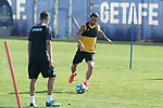 Getafe's Jason Remeseiro during training session. May 25,2020.(ALTERPHOTOS/Acero)