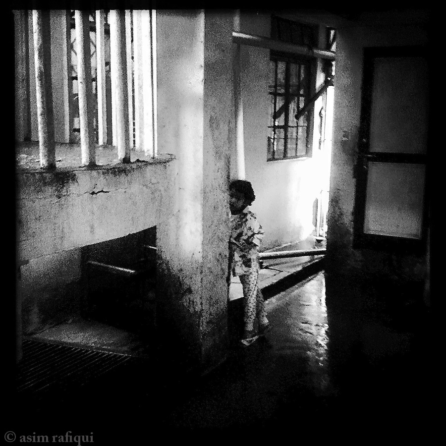 Scenes from refugee hostels, McCleodGanj, India