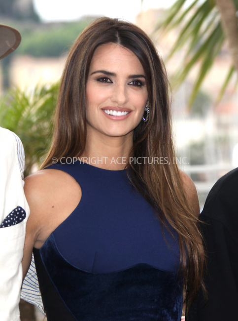 """WWW.ACEPIXS.COM . . . . .  ..... . . . . US SALES ONLY . . . . .....May 14 2011, Cannes....Penelope Cruz at a photocall of """"Pirates of the Caribbean: On Stranger Tides"""" at the Cannes Film Festival on May 14 2011 in Cannes, France....Please byline: FAMOUS-ACE PICTURES... . . . .  ....Ace Pictures, Inc:  ..Tel: (212) 243-8787..e-mail: info@acepixs.com..web: http://www.acepixs.com"""
