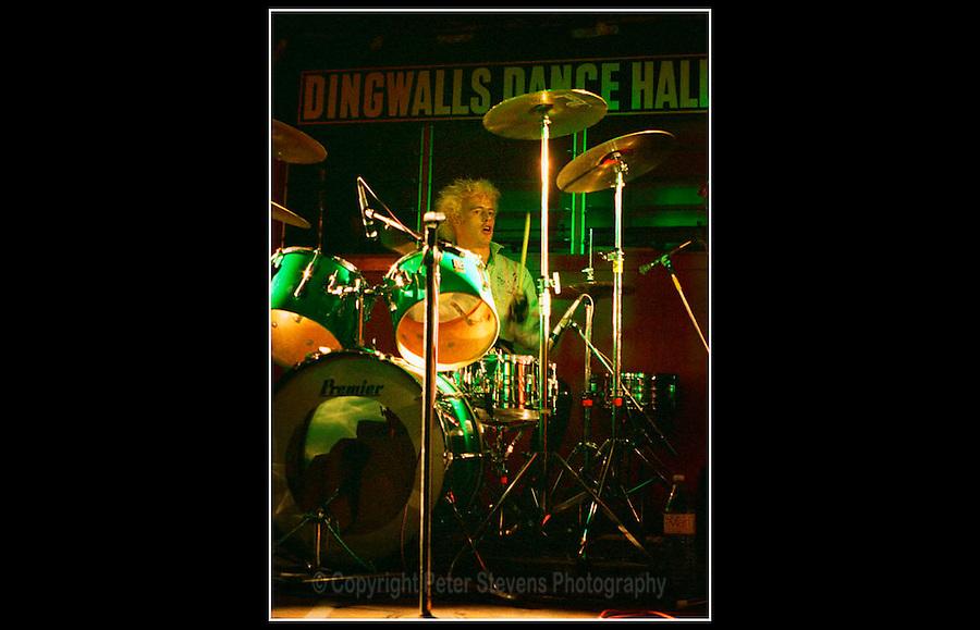 Martin Crowley - Dingwalls