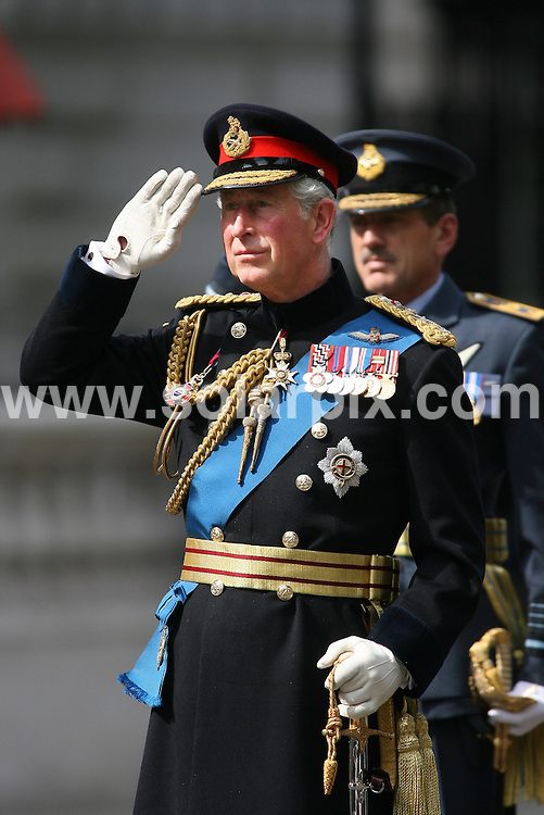 **ALL ROUND PICTURES FROM SOLARPIX.COM**.**WORLDWIDE SYNDICATION RIGHTS**.Prince Charles arrives at the VJ celebrations  in Whitehall on Sunday 15 August 2010 in London.This pic:      Prince Charles.JOB REF:    11901   LNJ     DATE:     15.08.10.**MUST CREDIT SOLARPIX.COM OR DOUBLE FEE WILL BE CHARGED**.**MUST NOTIFY SOLARPIX OF ONLINE USAGE**.**CALL US ON: +34 952 811 768 or LOW RATE FROM UK 0844 617 7637**