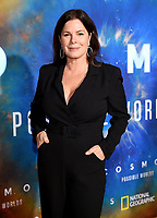 "LOS ANGELES - FEBRUARY 26: Marcia Gay Harden attends National Geographic's 2020 Los Angeles premiere of ""Cosmos: Possible Worlds"" at Royce Hall on February 26, 2020 in Los Angeles, California. Cosmos: Possible Worlds premieres Monday, March 9 at 8/7c on National Geographic. (Photo by Frank Micelotta/National Geographic/PictureGroup)"
