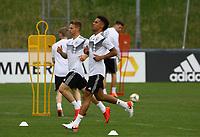 Thilo Kehrer (Deutschland Germany), Joshua Kimmich (Deutschland Germany) - 04.06.2019: Training der Deutschen Nationalmannschaft zur EM-Qualifikation in Venlo/NL