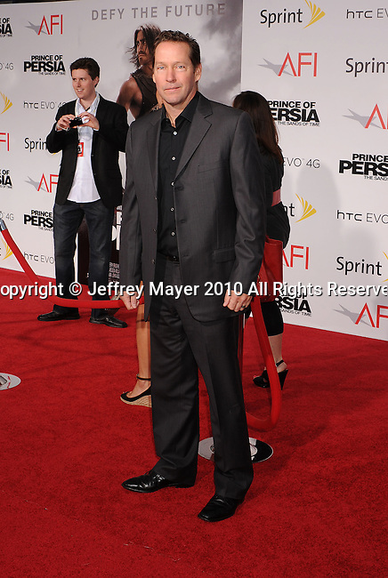 "HOLLYWOOD, CA. - May 17: D.B. Sweeney arrives at the ""Prince of Persia: The Sands of Time"" Los Angeles Premiere held at Grauman's Chinese Theatre on May 17, 2010 in Hollywood, California."