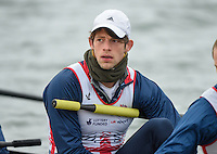 Caversham. Berkshire. UK<br /> Tom RANSLEY.<br /> 2016 GBRowing European Team Announcement,  <br /> <br /> Wednesday  06/04/2016 <br /> <br /> [Mandatory Credit; Peter SPURRIER/Intersport-images]