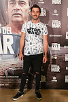 Maikel Hernandez during the premiere of Lejos del Mar flim at Palafox cinema. August 30, 2016. (ALTERPHOTOS/Rodrigo Jimenez)