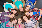 FOOTLOOSE: Member's of the Kerry Music School launching their musical Footloose to held at Siamsa Tire on th 7th to the 10th March at 8:00pm pictured Maeve Burke, Rebecca Harris, Heather Armstrong, Aileen Murphy, Veronica Heaslip, Katrina Galvin, Dioreann O'Carroll and Deirdre Galvin.