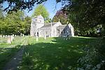 Village parish church of St Mary, Orcheston, Wiltshire, England, UK