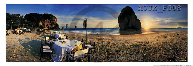 Dr. Xiong, LANDSCAPES, panoramic, photos, Krabi, Thailand(AUJXP508,#L#)