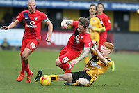 Cambridge United vs York City 20-02-16