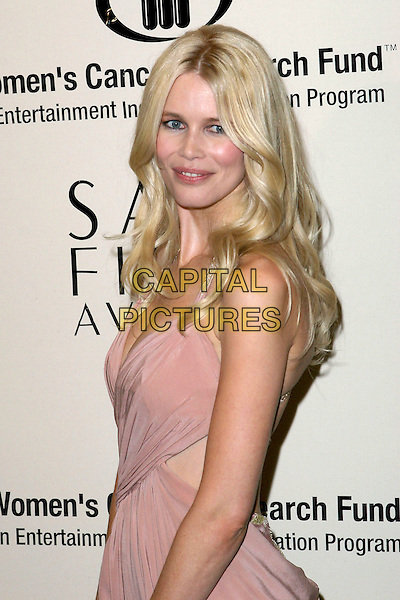 CLAUDIA SCHIFFER.Saks Fifth Avenue's Unforgettable Evening.Benefiting Women's Cancer Research Fund.held at the Regent Beverly Wilshire Hotel, Beverly Hills, USA, 1st March 2005..portrait headshot.Ref: ADM.www.capitalpictures.com.sales@capitalpictures.com.©JWong/AdMedia/Capital Pictures .