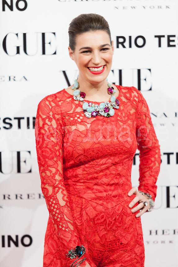 Eugenia Osborne at Vogue December Issue Mario Testino Party
