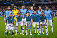 Manchester City v Atalanta - Champions League group match - 22.10.2019