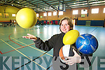 Theresa O'Mahony manager od Castleisland Community Centre getting ready for upcoming Summer camps.