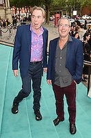 Lord Andrew Lloyd Webber and Ben Elton<br /> arrives for the V&amp;A Summer Party 2016, South Kensington, London.<br /> <br /> <br /> &copy;Ash Knotek  D3135  22/06/2016
