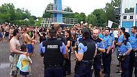 15-07-05 Massenschlägerei Columbiabad