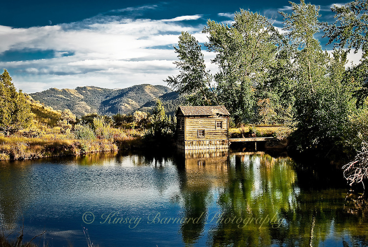 """MILL POND""<br />