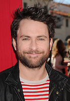 WWW.BLUESTAR-IMAGES.COM  Actor Charlie Day arrives at the Los Angeles premiere of 'The Lego Movie' held at Regency Village Theatre on February 1, 2014 in Westwood, California.<br /> Photo: BlueStar Images/OIC jbm1005  +44 (0)208 445 8588
