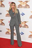 Megan McKenna<br /> at the photocall of X Factor Celebrity, London<br /> <br /> ©Ash Knotek  D3524 09/10/2019