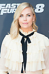 "South African actress Charlize Theron during the presentation of the film ""Fast & Furious 8"" at Hotel Villa Magna in Madrid, April 06, 2017. Spain.<br /> (ALTERPHOTOS/BorjaB.Hojas)"